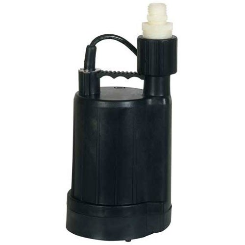 Floor sucker 1/4hp submersible pump