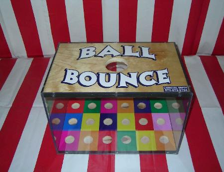 Ball Bounce Game
