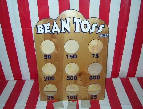 Bean Toss Game