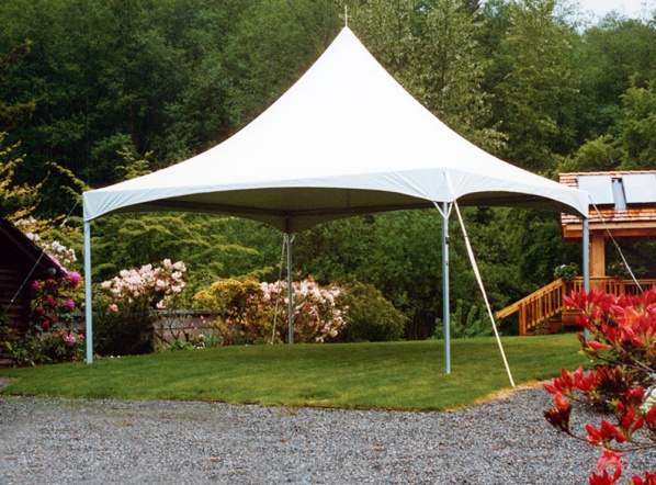 15ft x 15ft Frame Tent Package