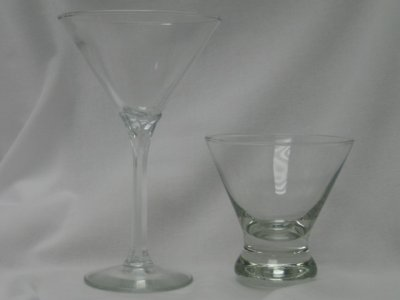 Medium Martini Glass image