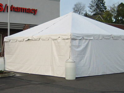 20 ft x 7 ft Solid White Tent Walls image : no white tent - memphite.com