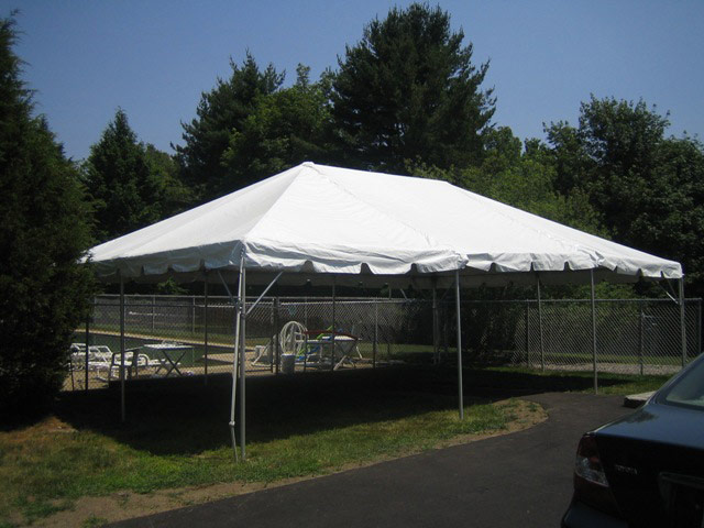 20x30 Frame Tent Package image