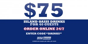Island Oasis DifferRentals coupon